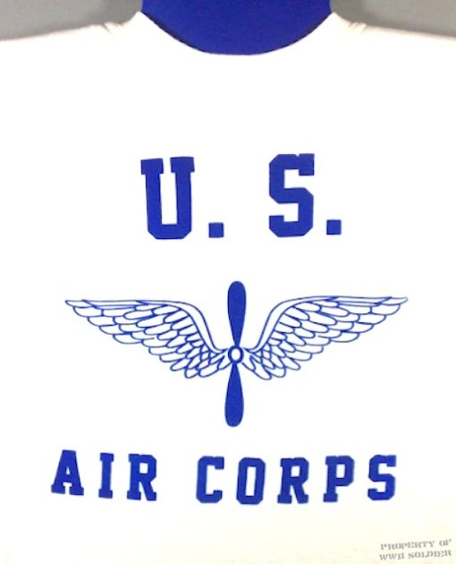 WWII Army Air Corps T Shirt WW2