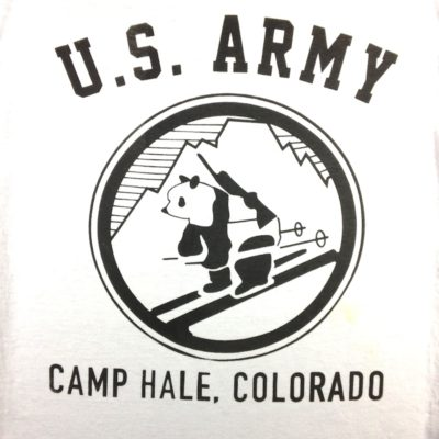 WWII Camp Hale T Shirt WW@