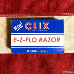 WWII Clix Razor Box, ww2