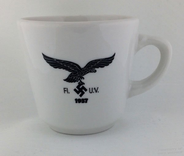Luftwaffe German Air Force Mug