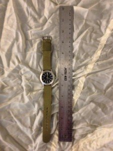 Military Watch Measure