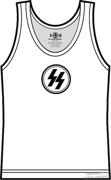 SS Schutzstaffel Sport Shirt