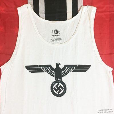 WWII Heer Sport Shirt, WW2 Wehrmacht