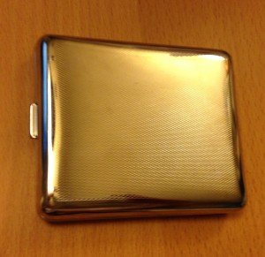 cigarette case 1938 germany back