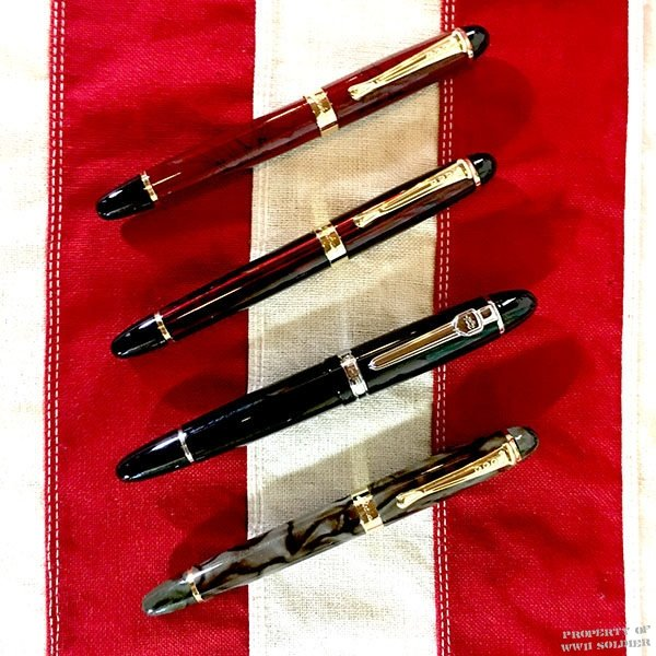 Fountain Pen Wwii Style Wwii Soldier