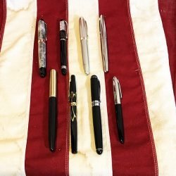 WWII Fountain Pens more