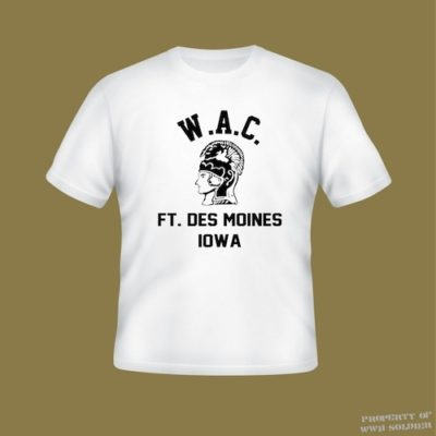 WWII WAC T Shirt