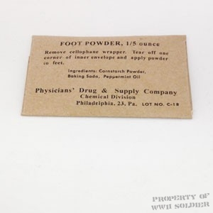 FootPowder