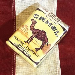 WWII Camel Cigarette Pack WW2 Reproduction