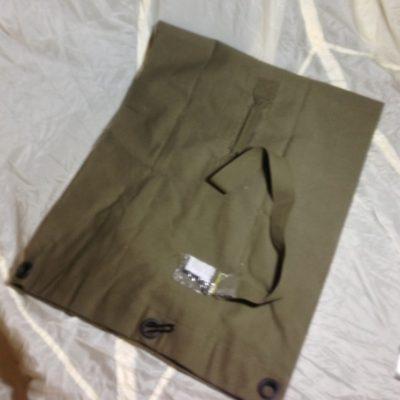 WWII Overseas Bag, WW2