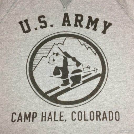 Sweatshirt Camp Hale close