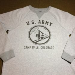 Sweatshirt Camp Hale front