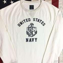 WWII US Navy Sweatshirt WW2 USN