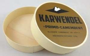 german cheese box karwendel open