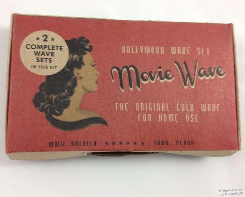 Movie Wave Hair Curling Set