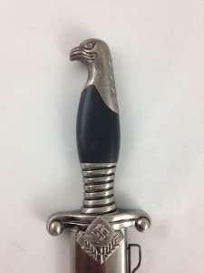 Knife German Officer handle