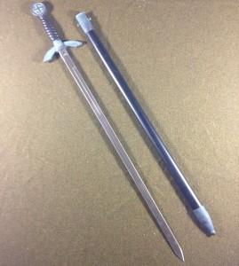 Sword Luftwaffe side by side
