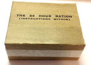 24 hour ration box