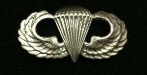 Airborne Parachute Badge