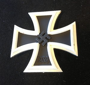 Iron Cross 1939 Silver