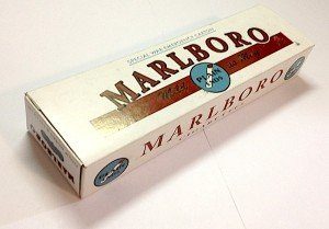 Marlboro Carton side