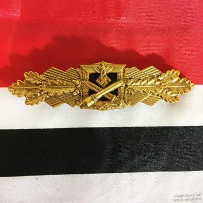 WWII German Close Combat Badge Gold