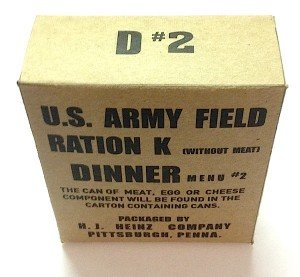 army dinner wo meat 2