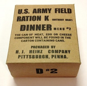 army field ration dinner 2