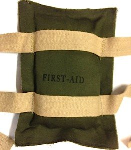 First Aid Packet WWWII