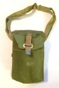 Respirator Bag, British