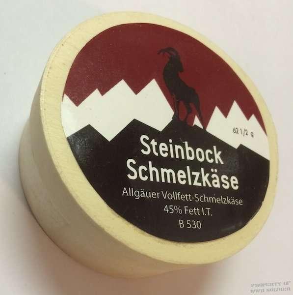 Steinbock German Cheese Box side
