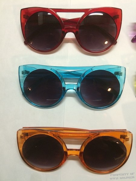 flat bridge color 3 b sunglasses