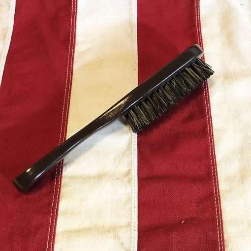 WWII Wood Hair Brush