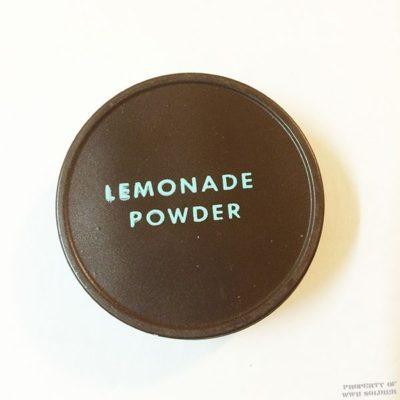 WWII Lemonade Powder Tin WW2