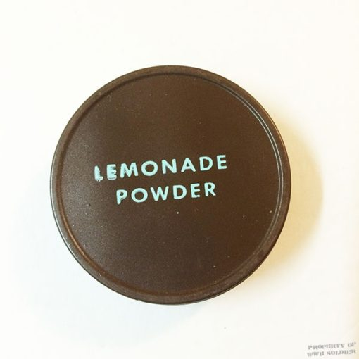 WWII Lemonade Powder Tin WW2