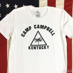 WWII Camp Campbell T Shirt @@2