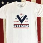 WW2 Buy War Bonds T Shirt