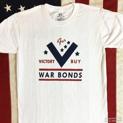 WW2 Buy War Bonds T Shirt