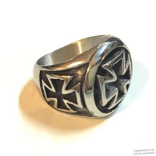 Iron Cross Ring Reproduction