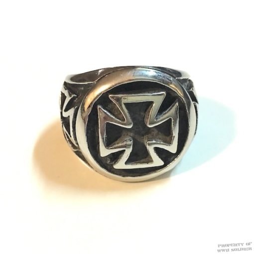 Iron Cross Ring, WW@ German Army