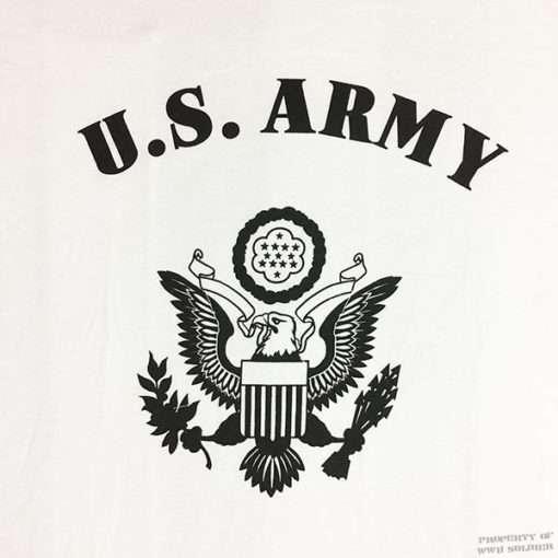 US Army WWII T shirt design WW2