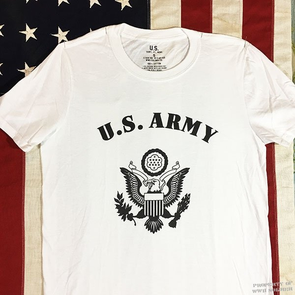 Wwii Army T Shirt U S Army Men S Reproduction Wwii Soldier