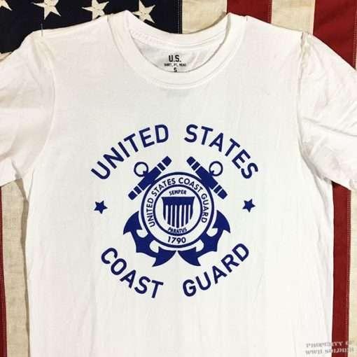 WWII Coast Guard T shirt