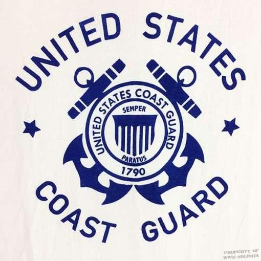 WW2 US Coast Guard T shirt
