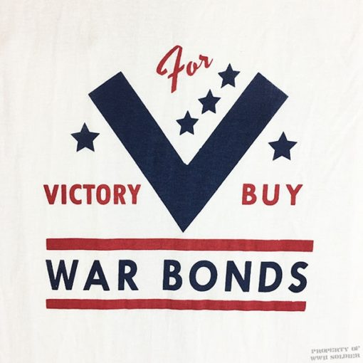 WW2 T shirt Victory War Bonds