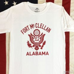 WWII Fort McClellan T Shirt WW2