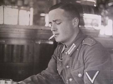 Reproduction WWII German Cigarette and Smoking Props - WWII