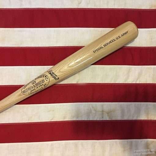 WWII US Army Baseball Bat, WW2