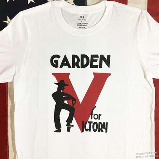 WWII Victory Garden T shirt, WW2
