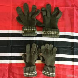 WWII German Wool Gloves ww2